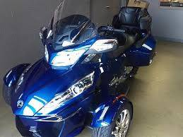 2016 Can-Am Spyder RT Limited in Wilmington, North Carolina