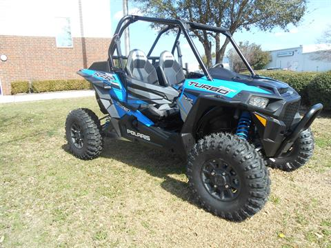 2018 Polaris RZR XP Turbo EPS in Wilmington, North Carolina