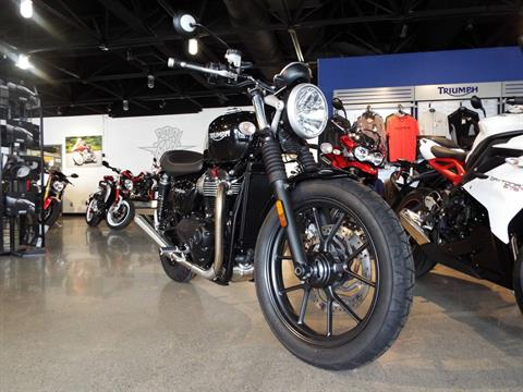 2017 Triumph Street Twin in San Bernardino, California