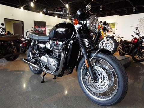 2017 Triumph Bonneville T120 in San Bernardino, California