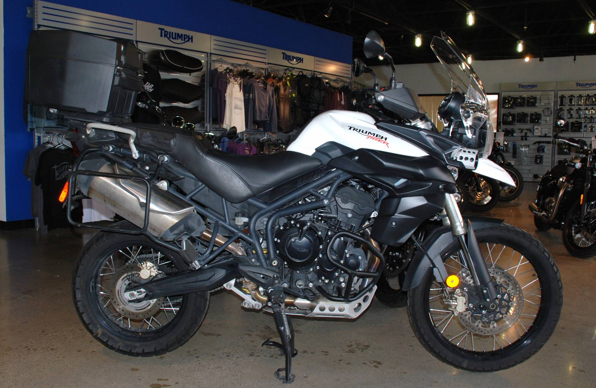 2014 Triumph Tiger 800 XC ABS in San Bernardino, California