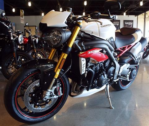 2017 Triumph Speed Triple R ABS in San Bernardino, California