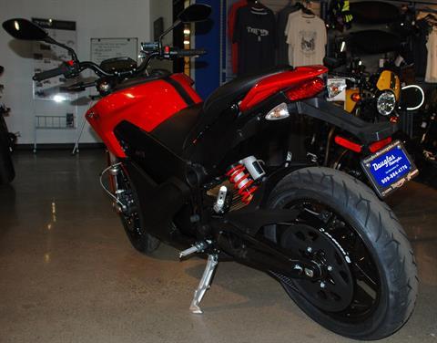 2017 Zero Motorcycles SR ZF13.0 in San Bernardino, California
