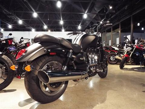 2017 Triumph ROCKET III ROADSTER in San Bernardino, California