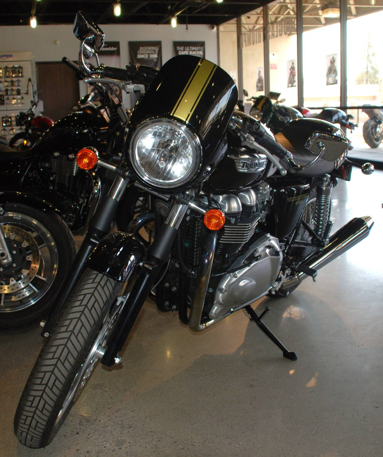 2015 Triumph Thruxton in San Bernardino, California