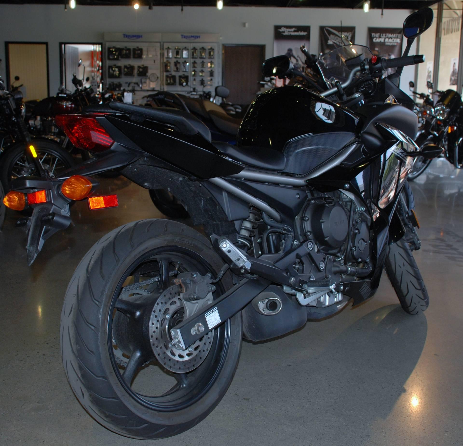 2014 Yamaha FZ6R in San Bernardino, California
