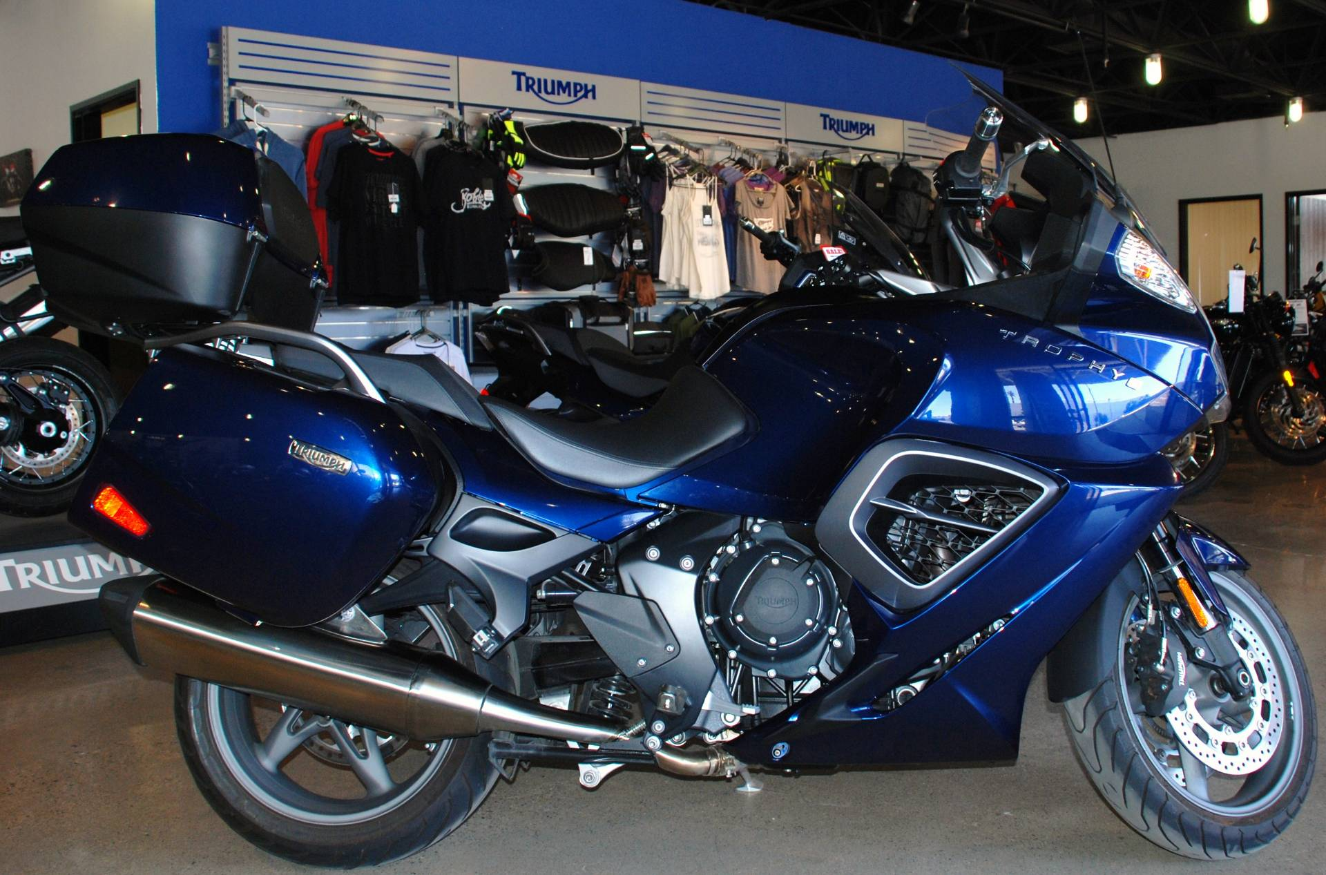 2014 Triumph Trophy SE ABS in San Bernardino, California