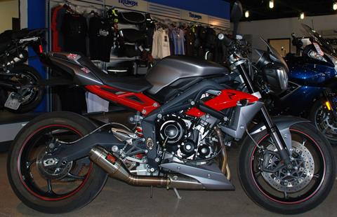 2014 Triumph Street Triple R ABS in San Bernardino, California