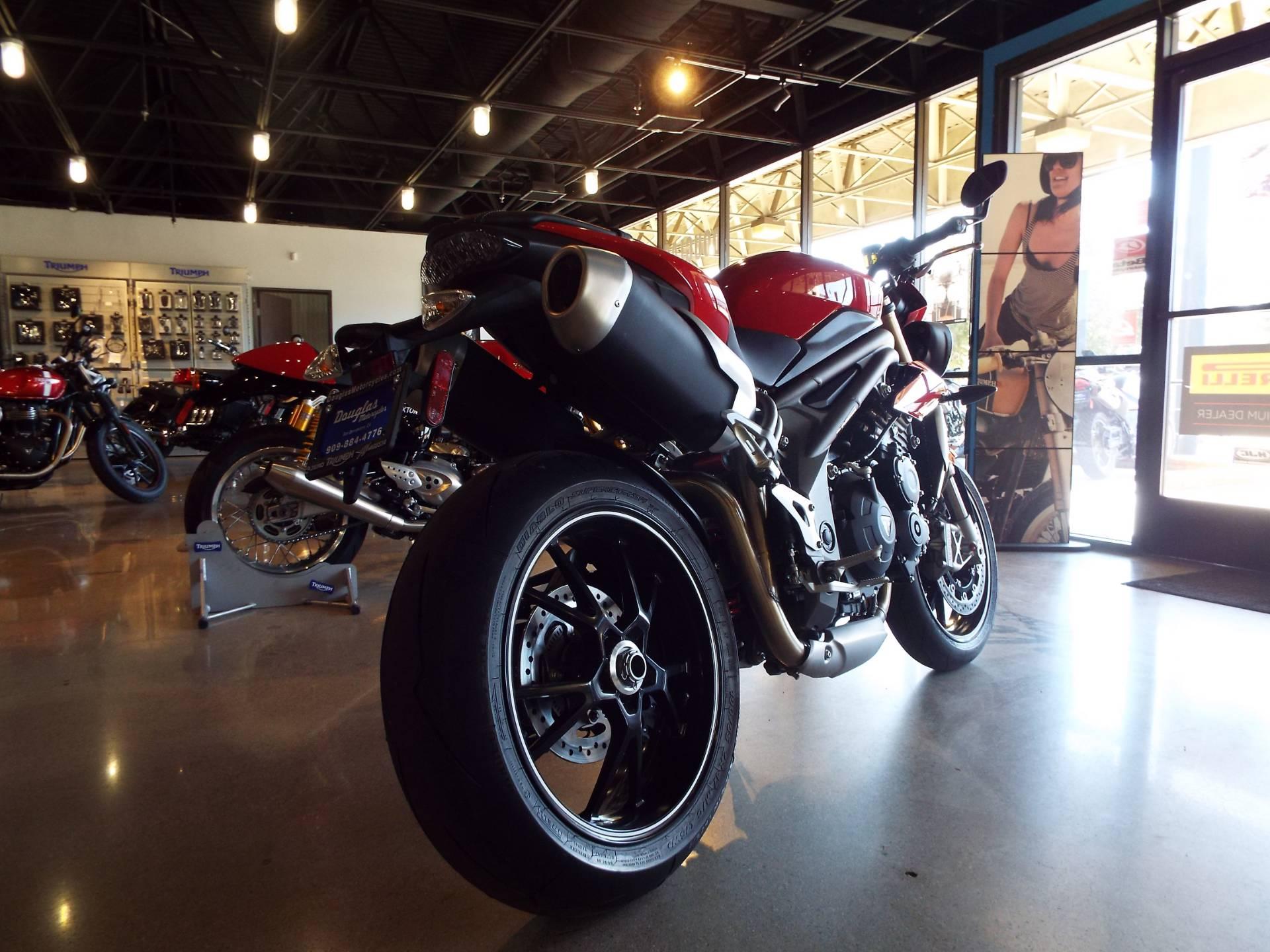 2016 Triumph Speed Triple S ABS in San Bernardino, California