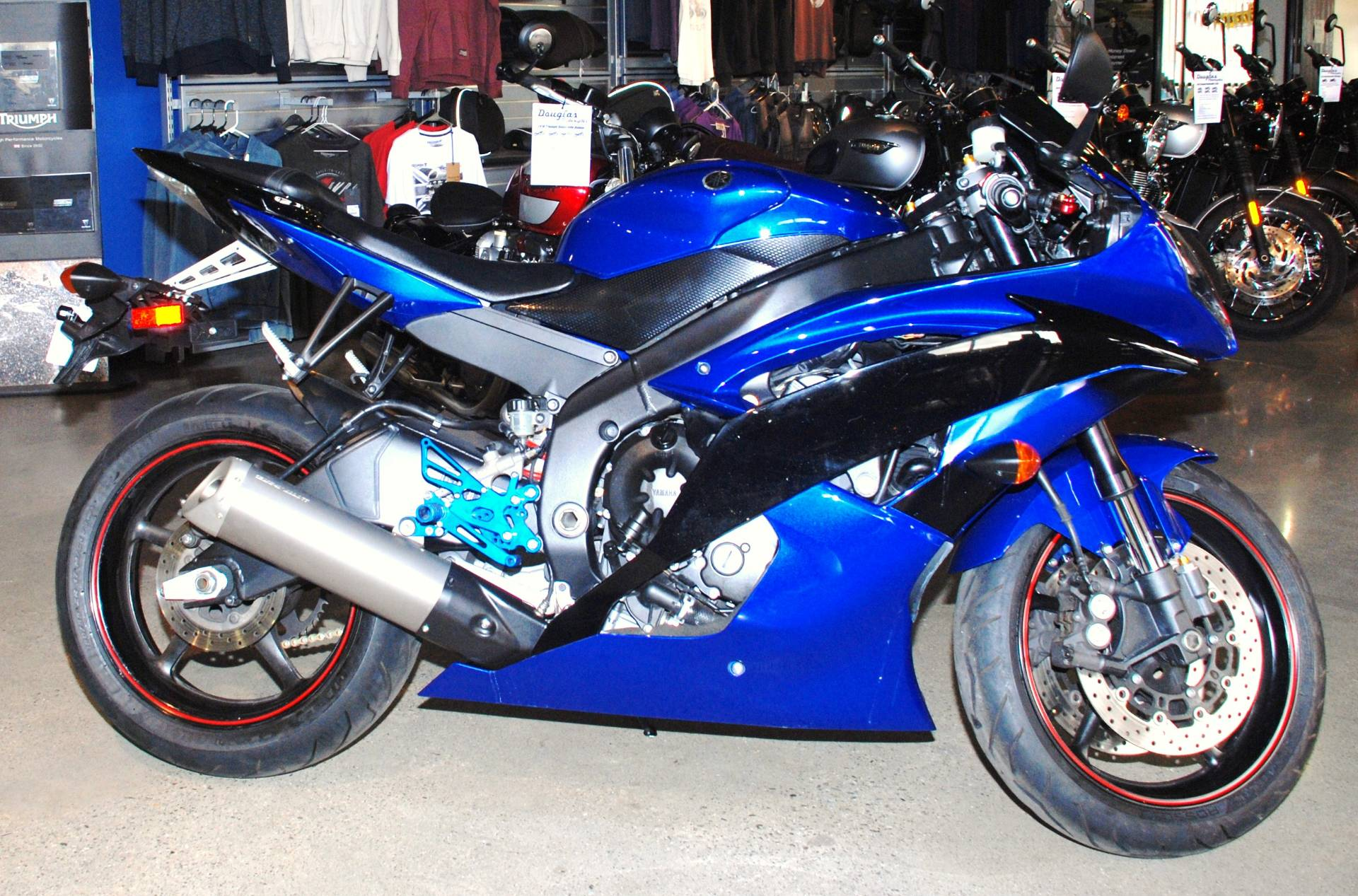 2014 Yamaha YZF-R6 for sale 110557