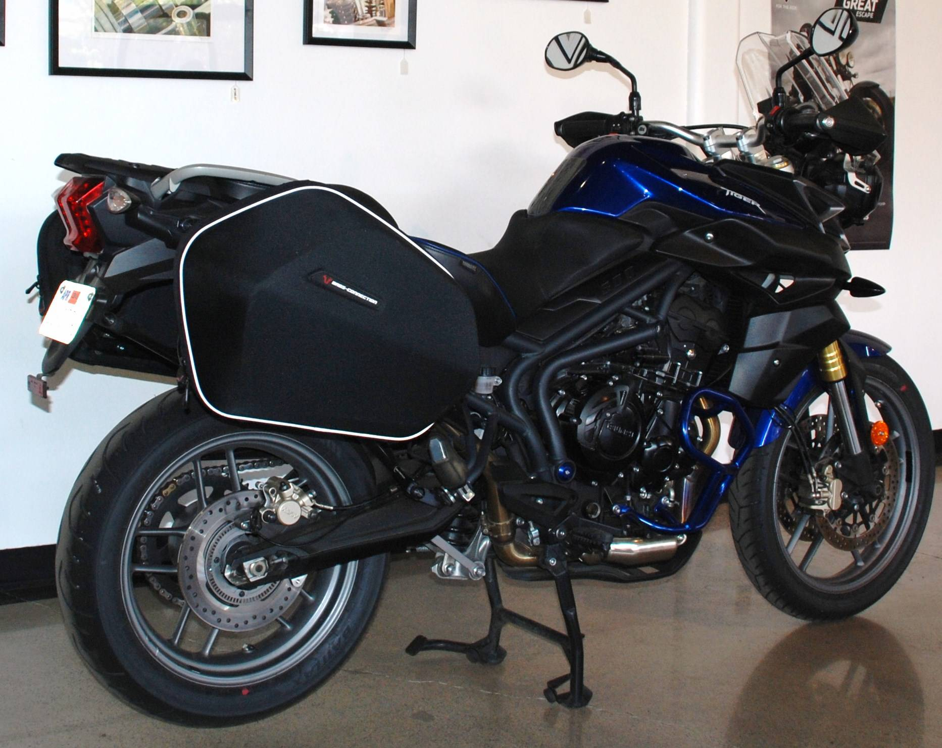 2014 Triumph Tiger 800 ABS in San Bernardino, California