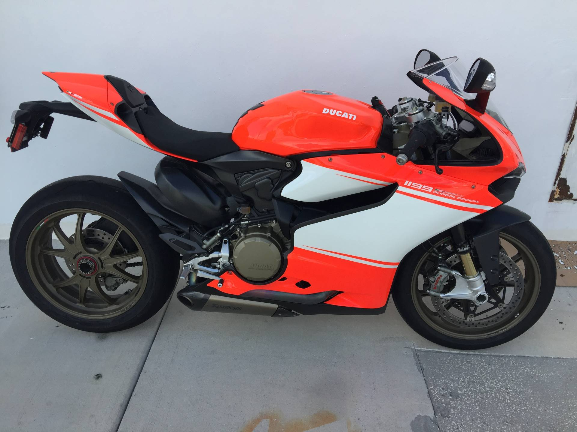 2014 Superbike 1199 SL Panigale