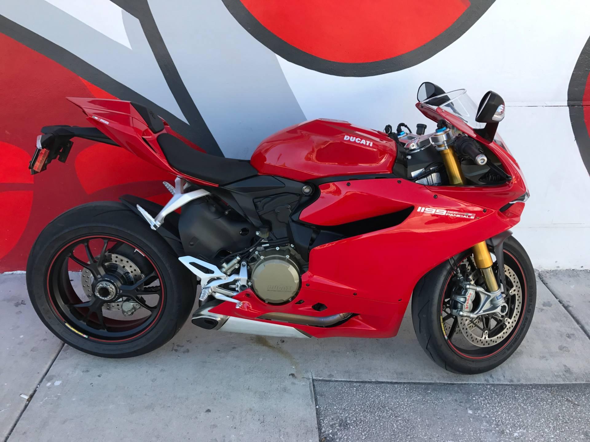 2014 Superbike 1199 Panigale S