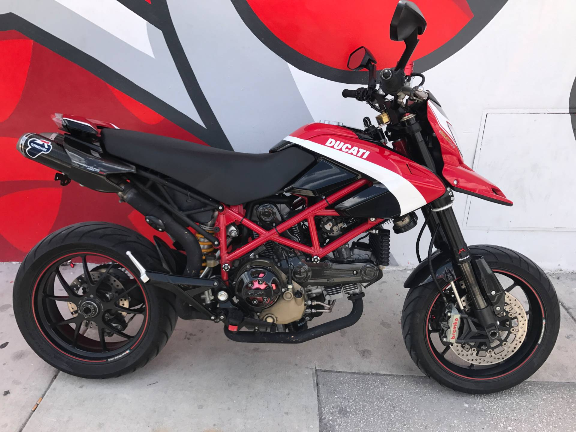 2012 Hypermotard 1100 EVO SP