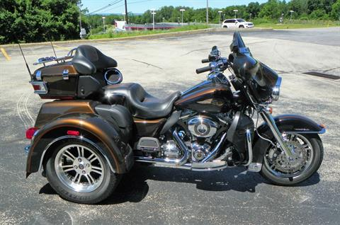 2013 Harley-Davidson Tri Glide® Ultra Classic® 110th Anniversary Edition in Johnstown, Pennsylvania