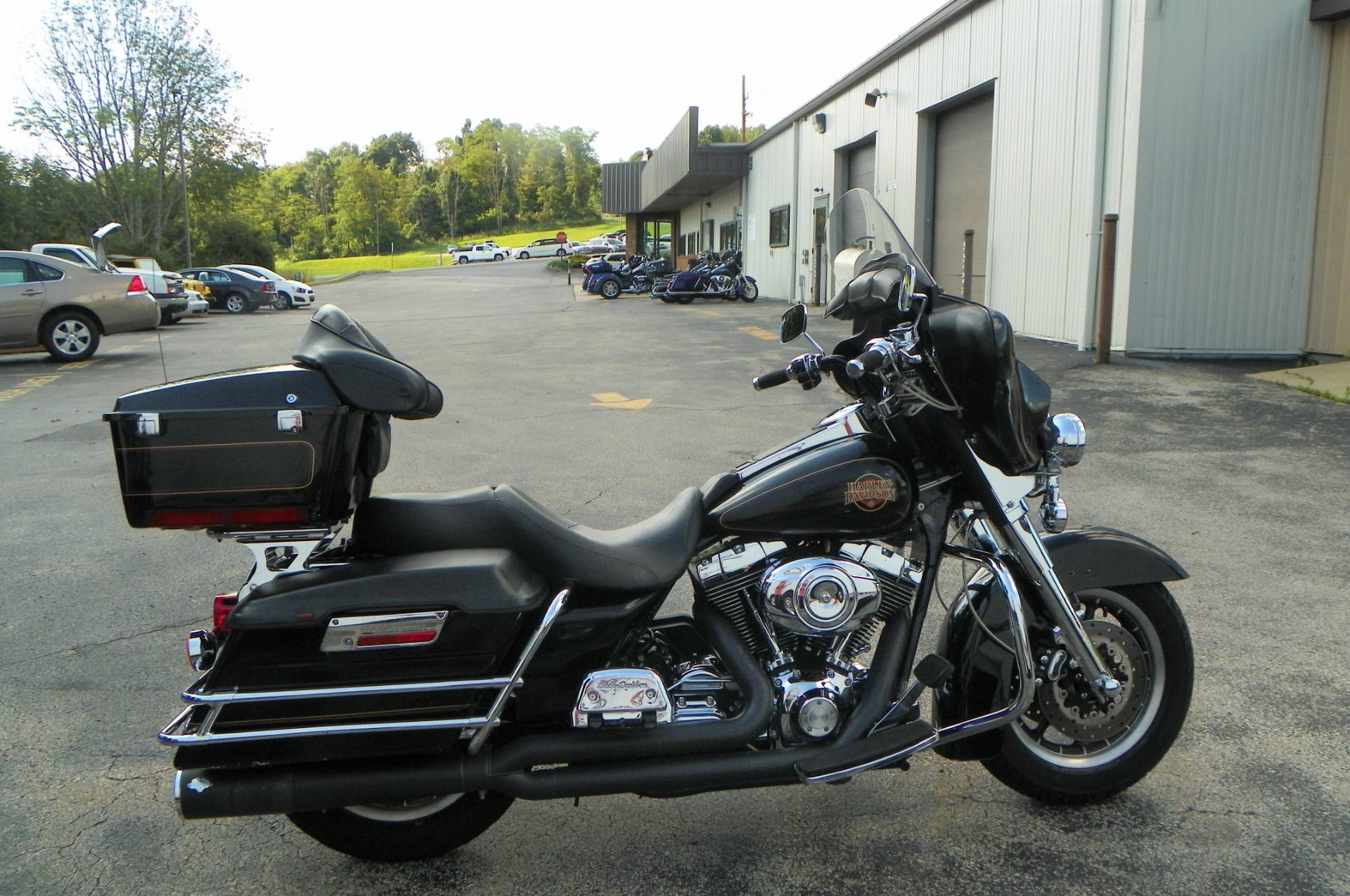 2002 Harley-Davidson FLHTC/FLHTCI Electra Glide® Classic in Johnstown, Pennsylvania - Photo 1