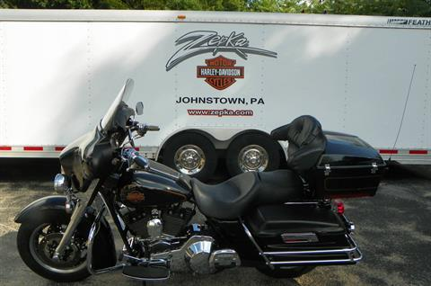 2002 Harley-Davidson FLHTC/FLHTCI Electra Glide® Classic in Johnstown, Pennsylvania - Photo 8