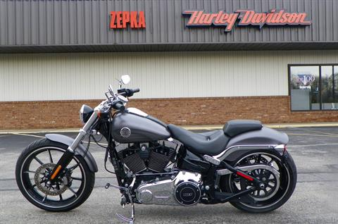 2016 Harley-Davidson Breakout® in Johnstown, Pennsylvania - Photo 7