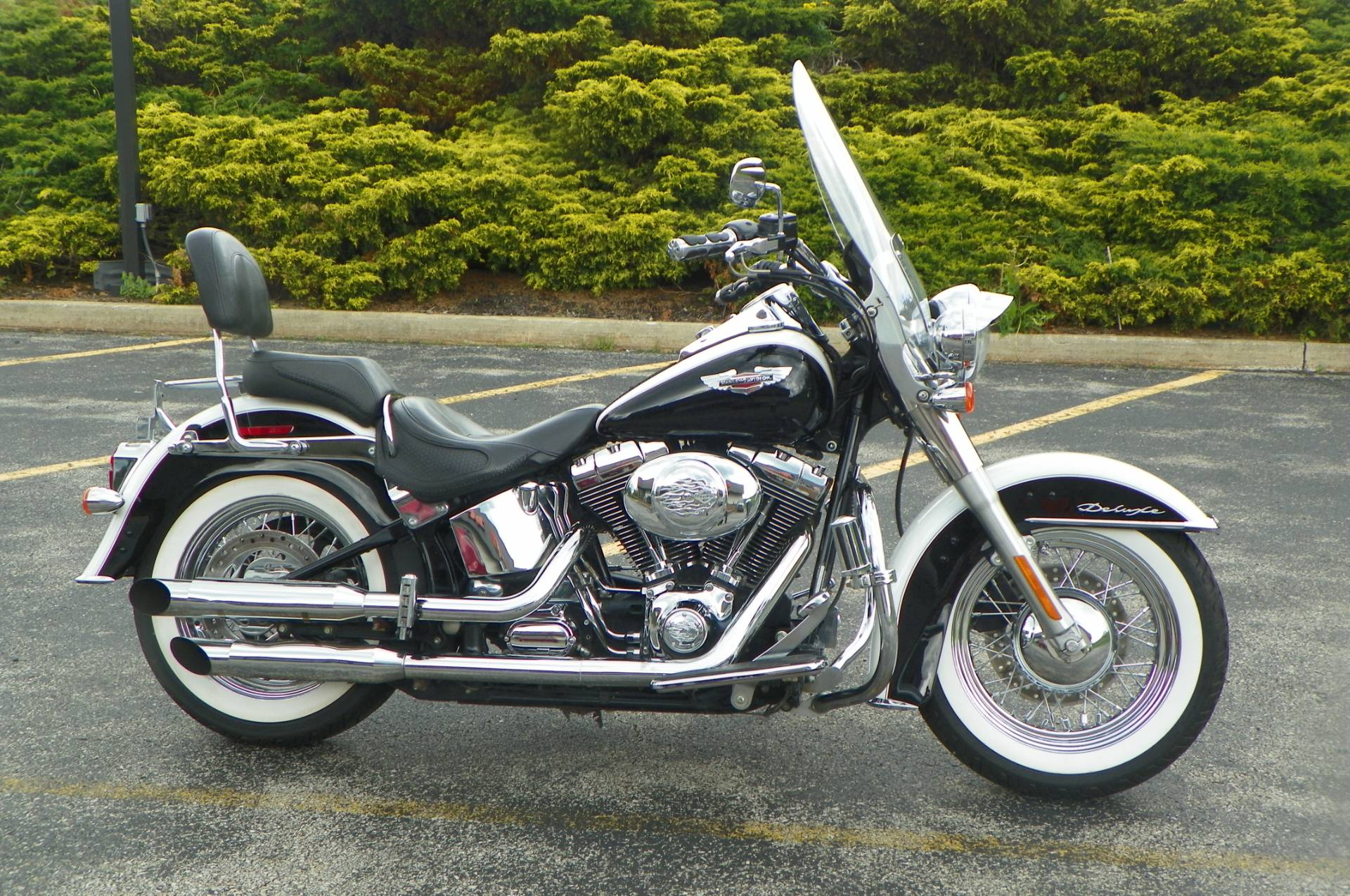 Harley Davidson Softail Deluxe >> 2006 Harley Davidson Softail Deluxe In Johnstown Pennsylvania