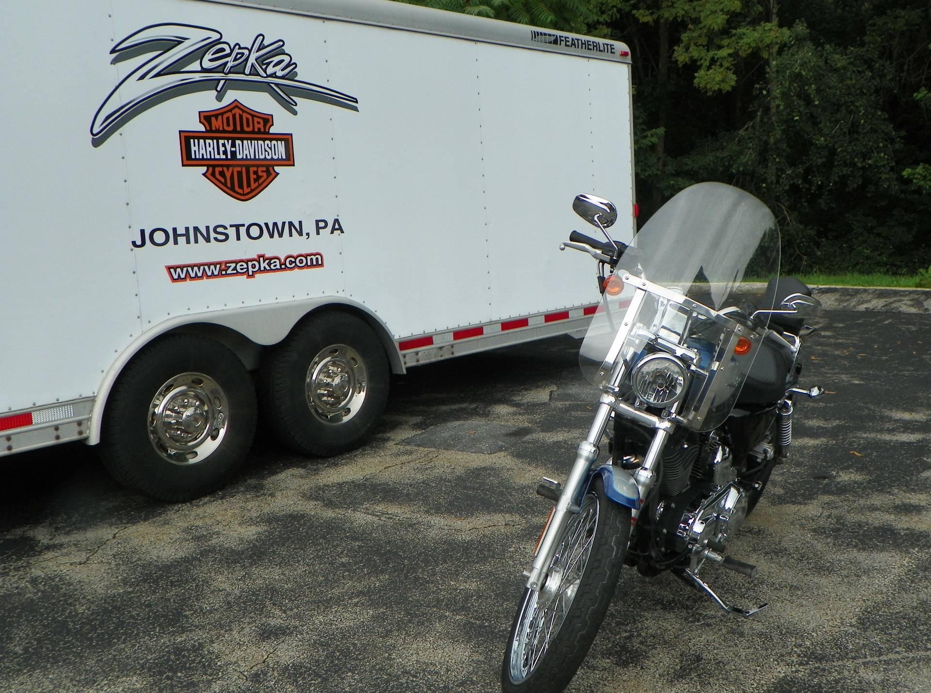 2006 Harley-Davidson Sportster® 1200 Custom in Johnstown, Pennsylvania