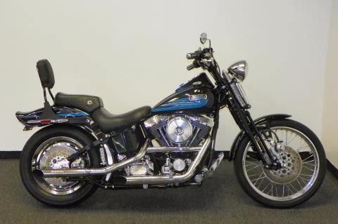 1996 Harley-Davidson FXSTSB Softail Springer Bad Boy in Johnstown, Pennsylvania
