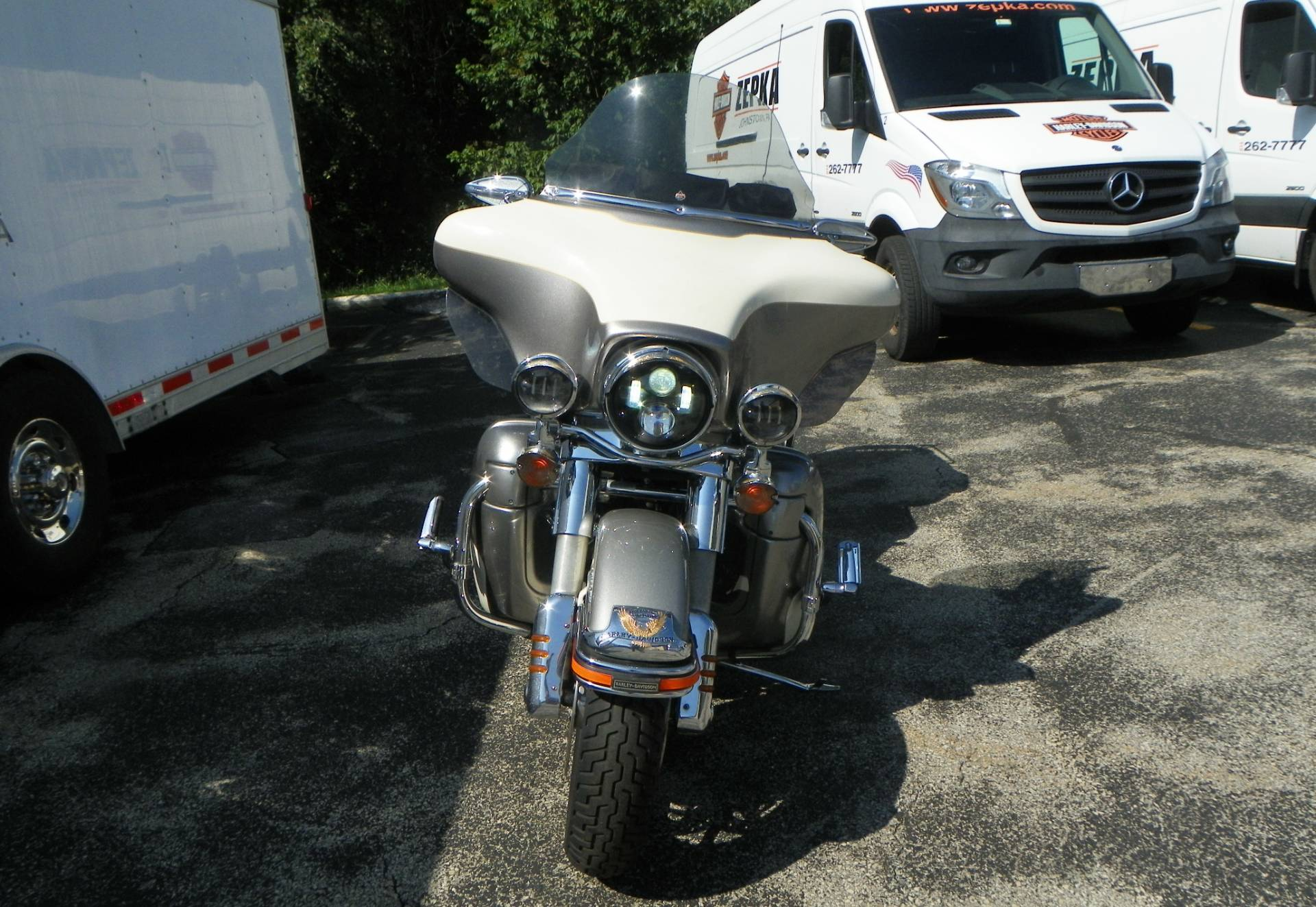 2000 Harley-Davidson FLHTCUI Ultra Classic® Electra Glide® in Johnstown, Pennsylvania - Photo 8