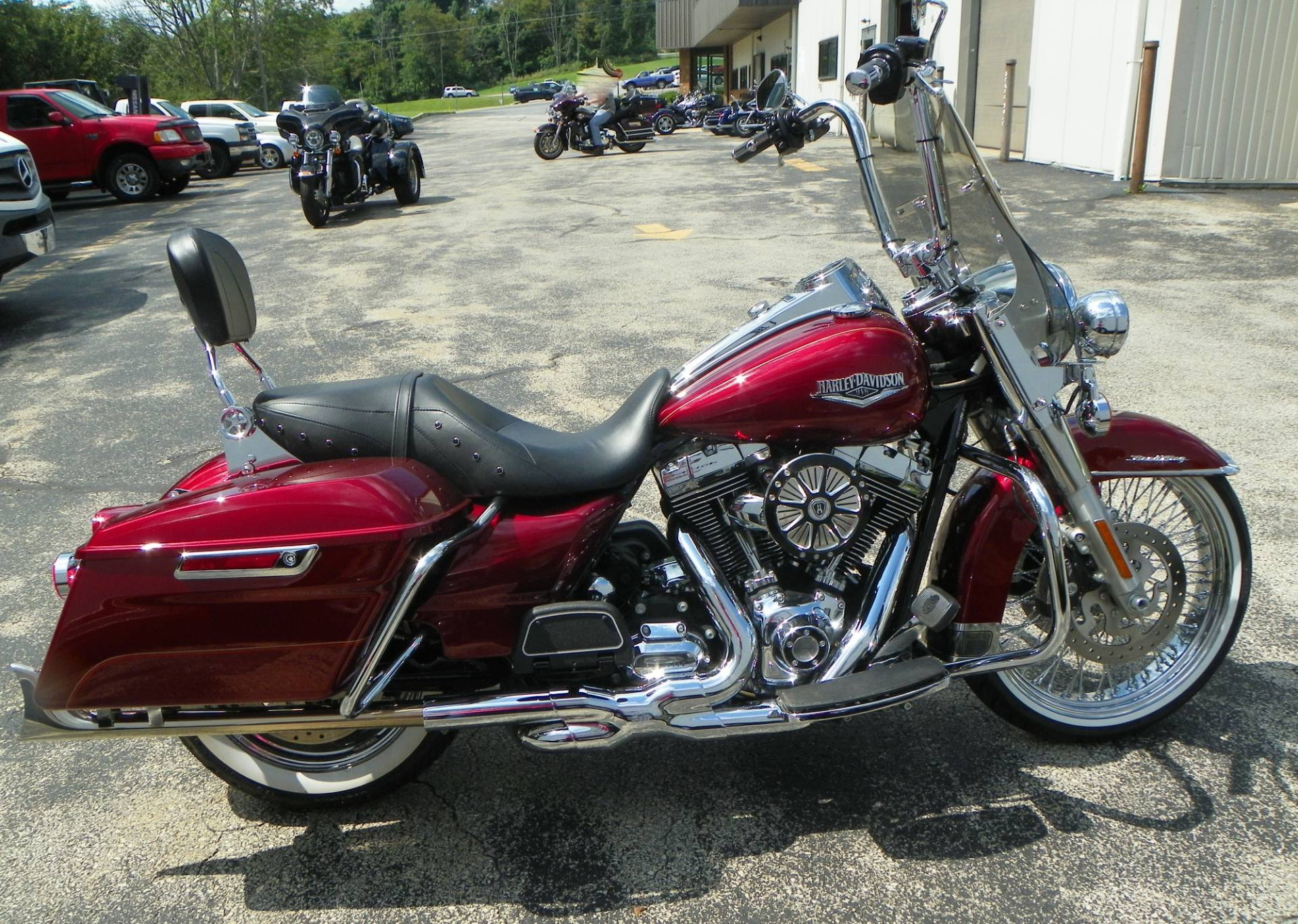 2016 Harley-Davidson Road King® in Johnstown, Pennsylvania - Photo 1
