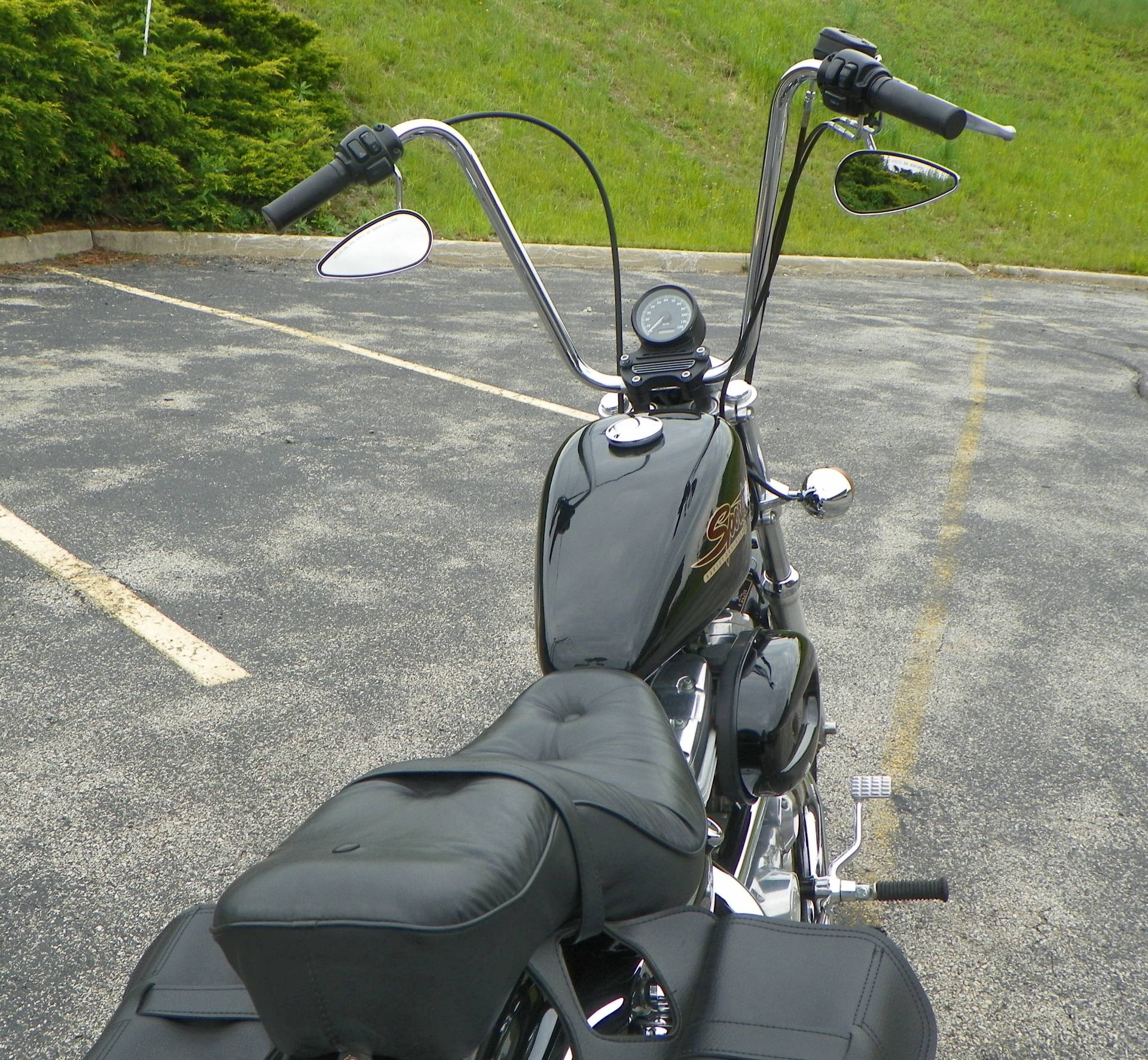 1998 Harley-Davidson XLH 883 Sportster in Johnstown, Pennsylvania - Photo 4