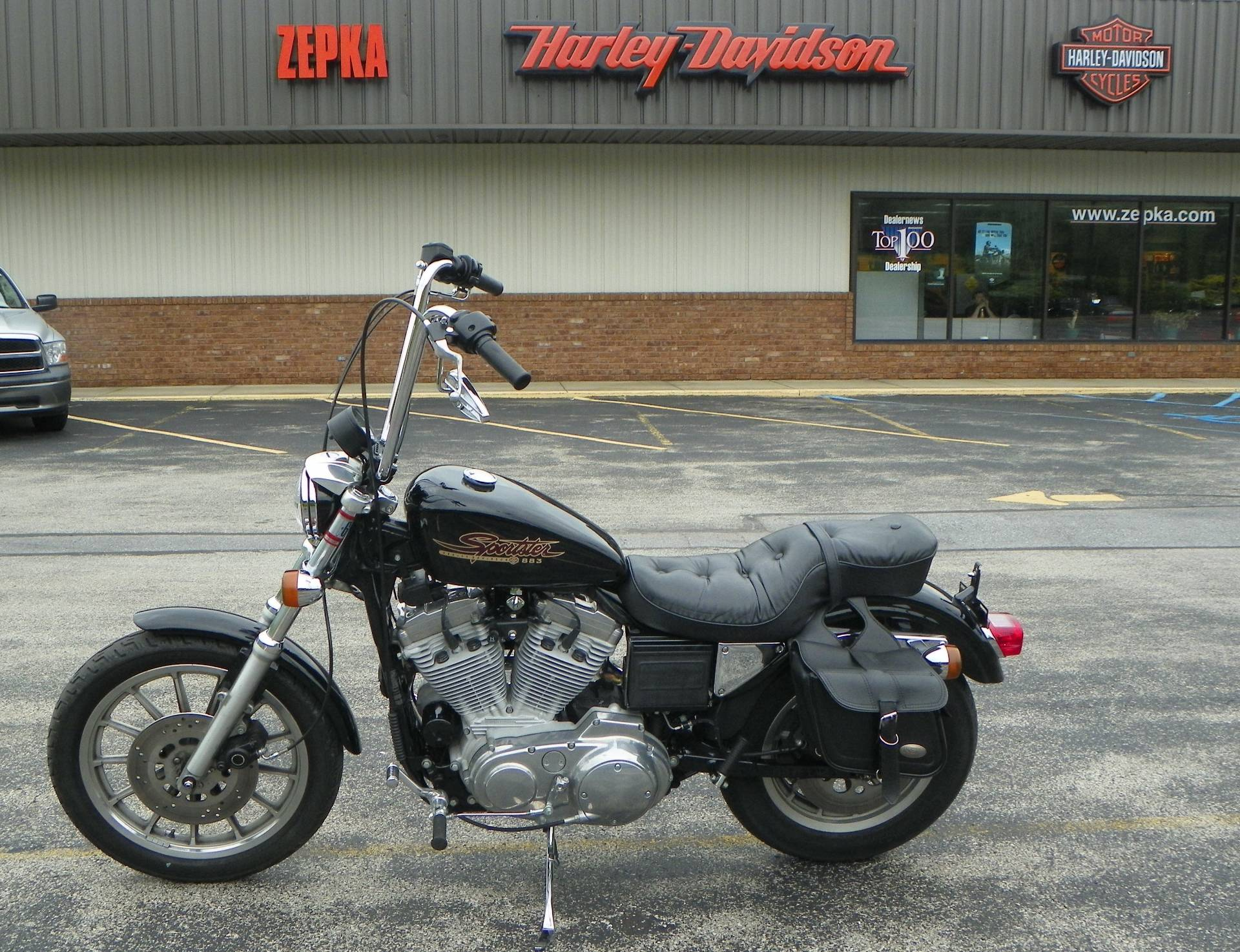 1998 Harley-Davidson XLH 883 Sportster in Johnstown, Pennsylvania - Photo 6