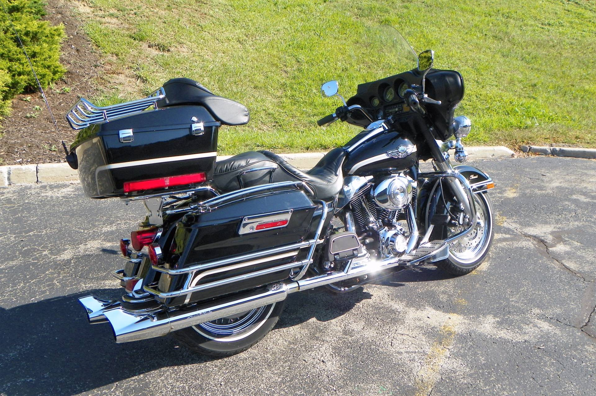 2003 Harley-Davidson FLHTC/FLHTCI Electra Glide® Classic in Johnstown, Pennsylvania