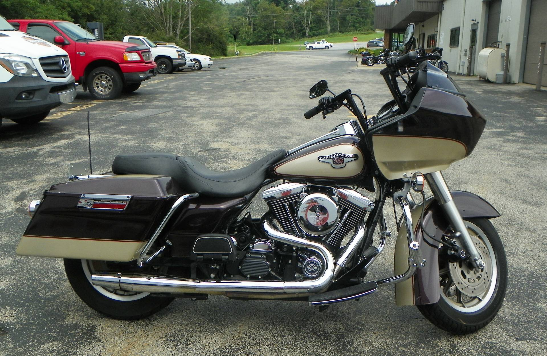 1998 Harley-Davidson Road Glide in Johnstown, Pennsylvania - Photo 1