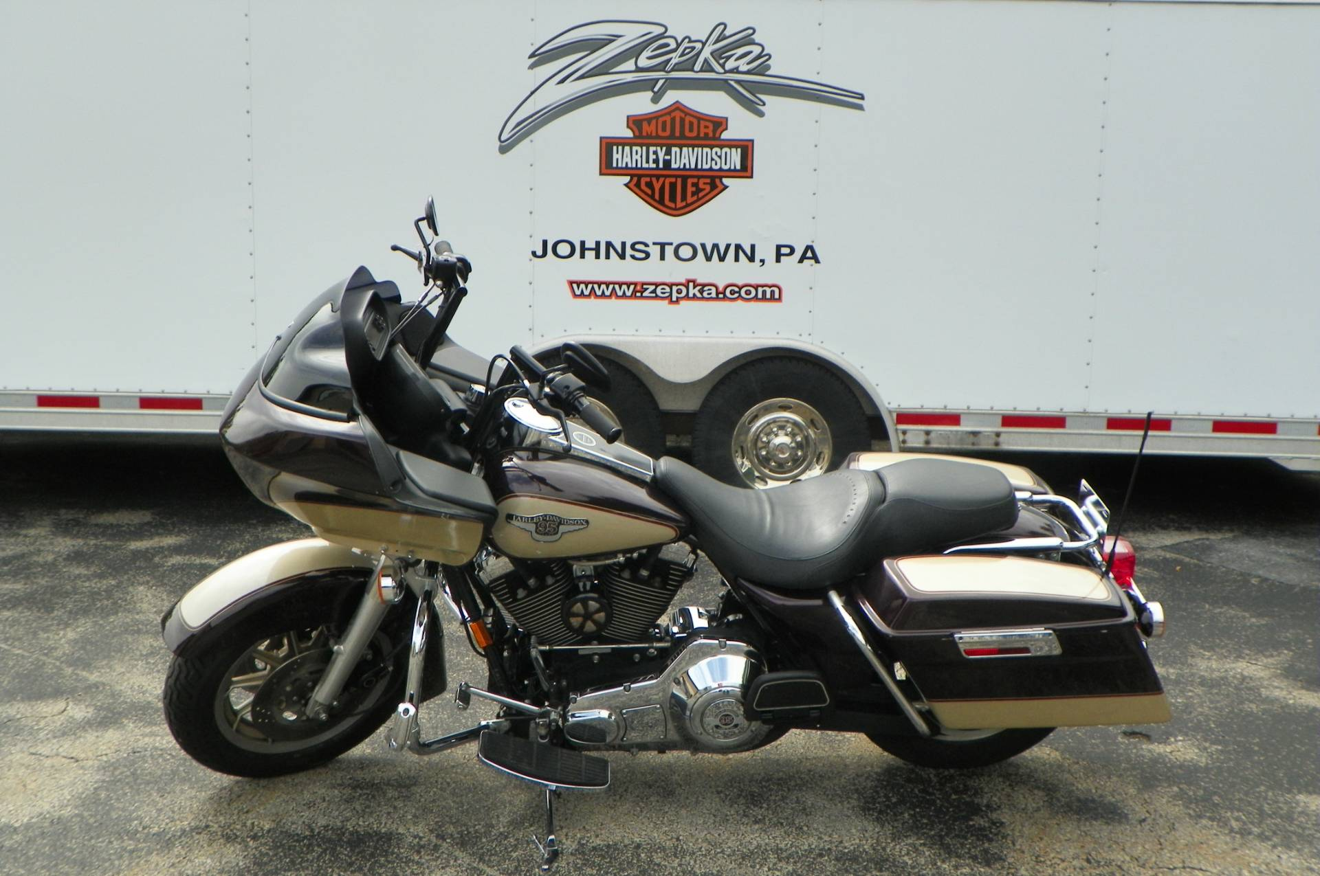 1998 Harley-Davidson Road Glide in Johnstown, Pennsylvania - Photo 7