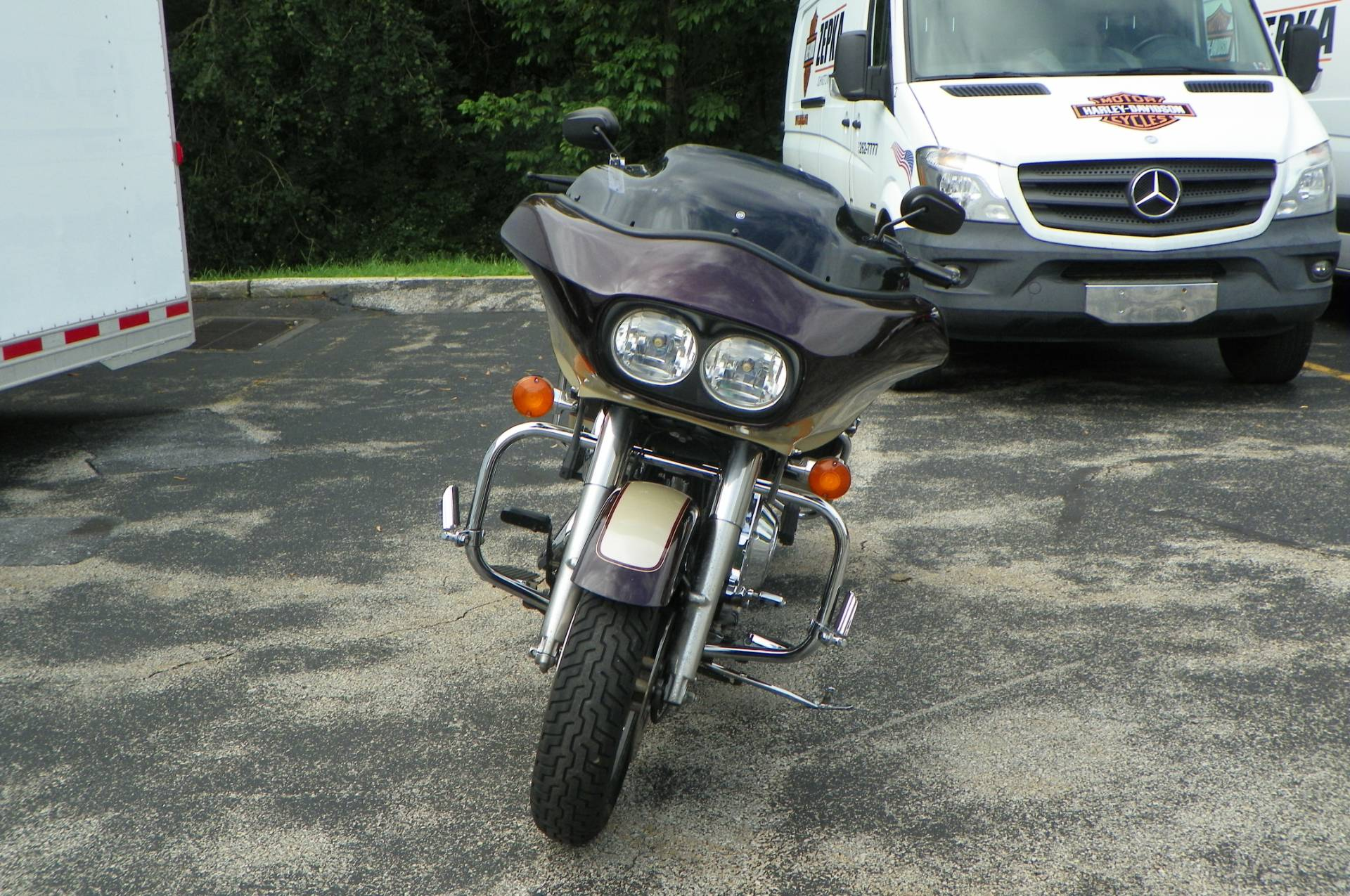 1998 Harley-Davidson Road Glide in Johnstown, Pennsylvania - Photo 8