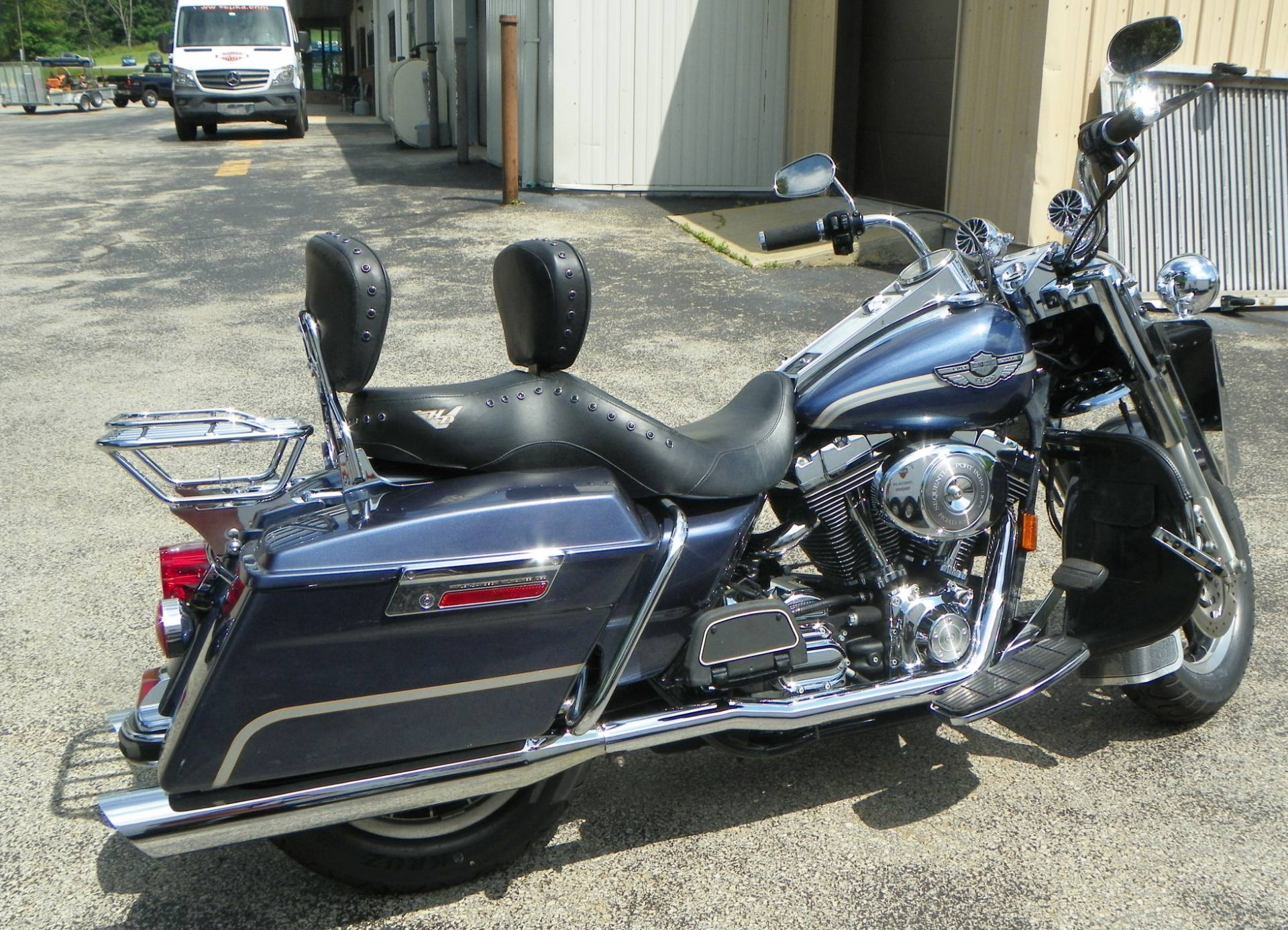 2003 Harley-Davidson FLHR/FLHRI Road King® in Johnstown, Pennsylvania - Photo 2