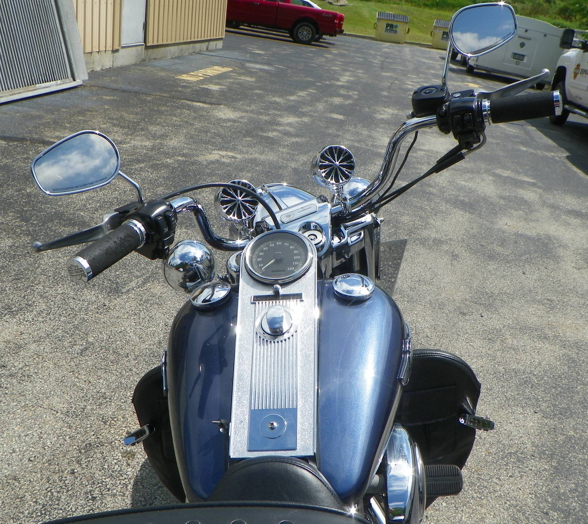 2003 Harley-Davidson FLHR/FLHRI Road King® in Johnstown, Pennsylvania - Photo 3