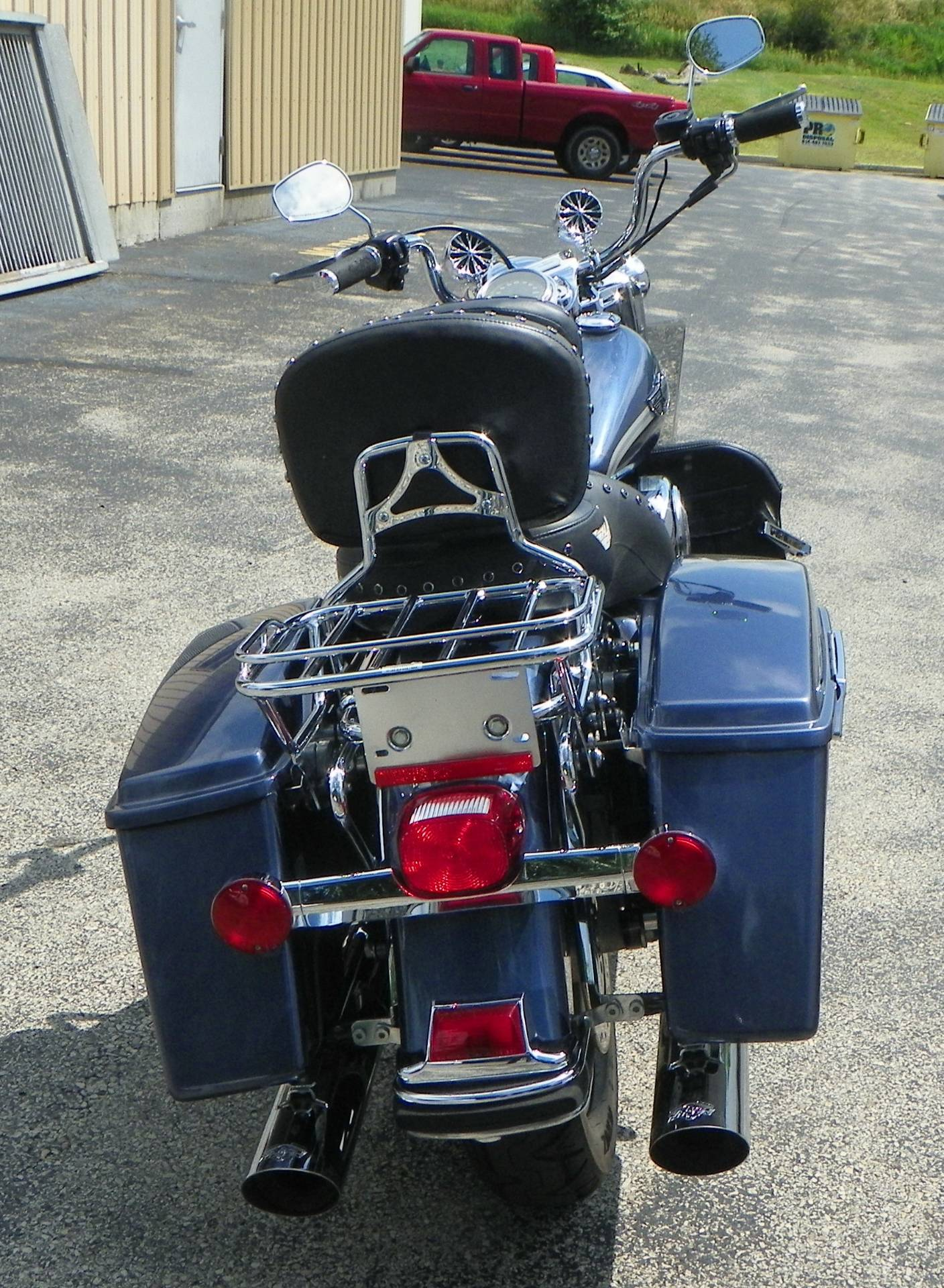 2003 Harley-Davidson FLHR/FLHRI Road King® in Johnstown, Pennsylvania - Photo 4