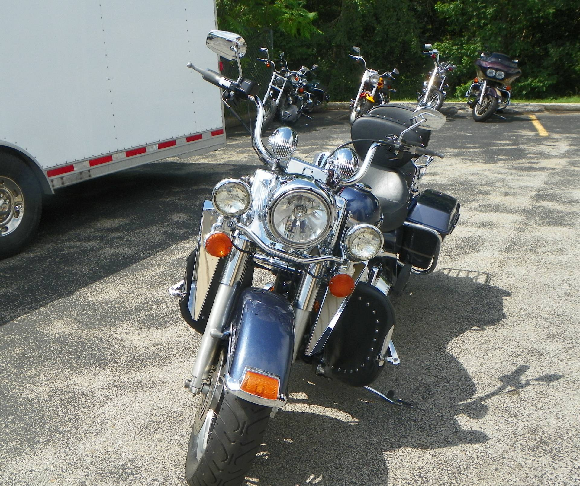 2003 Harley-Davidson FLHR/FLHRI Road King® in Johnstown, Pennsylvania - Photo 7