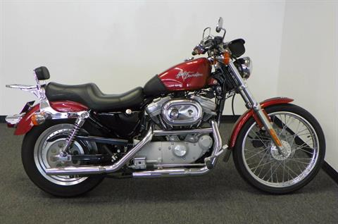 2000 Harley-Davidson XL 883C Sportster® Custom in Johnstown, Pennsylvania