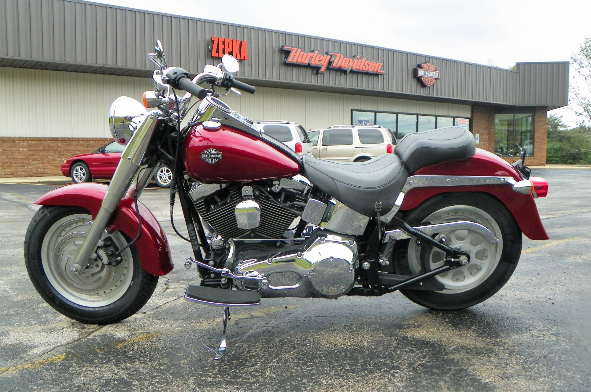 2006 Harley-Davidson Fat Boy® in Johnstown, Pennsylvania - Photo 7
