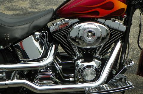 2002 Harley-Davidson FLSTF/FLSTFI Fat Boy® in Johnstown, Pennsylvania - Photo 3