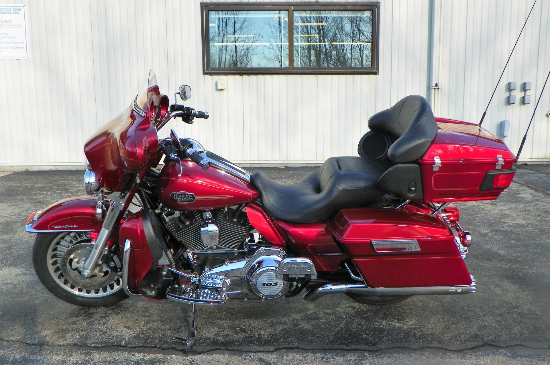 2012 Harley-Davidson Ultra Classic® Electra Glide® in Johnstown, Pennsylvania
