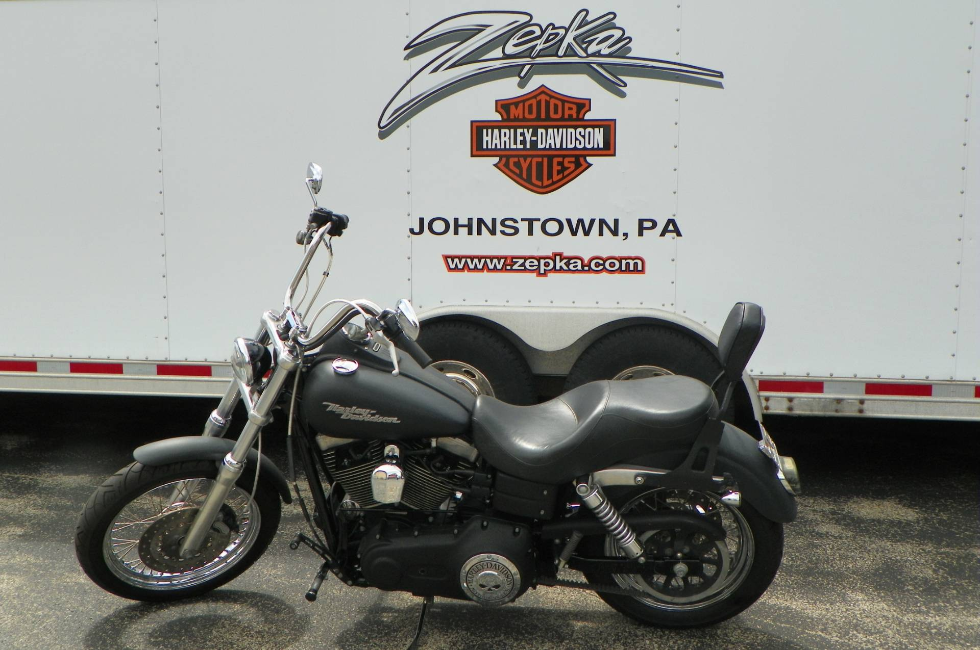 2007 Harley-Davidson Dyna® Street Bob® in Johnstown, Pennsylvania - Photo 7