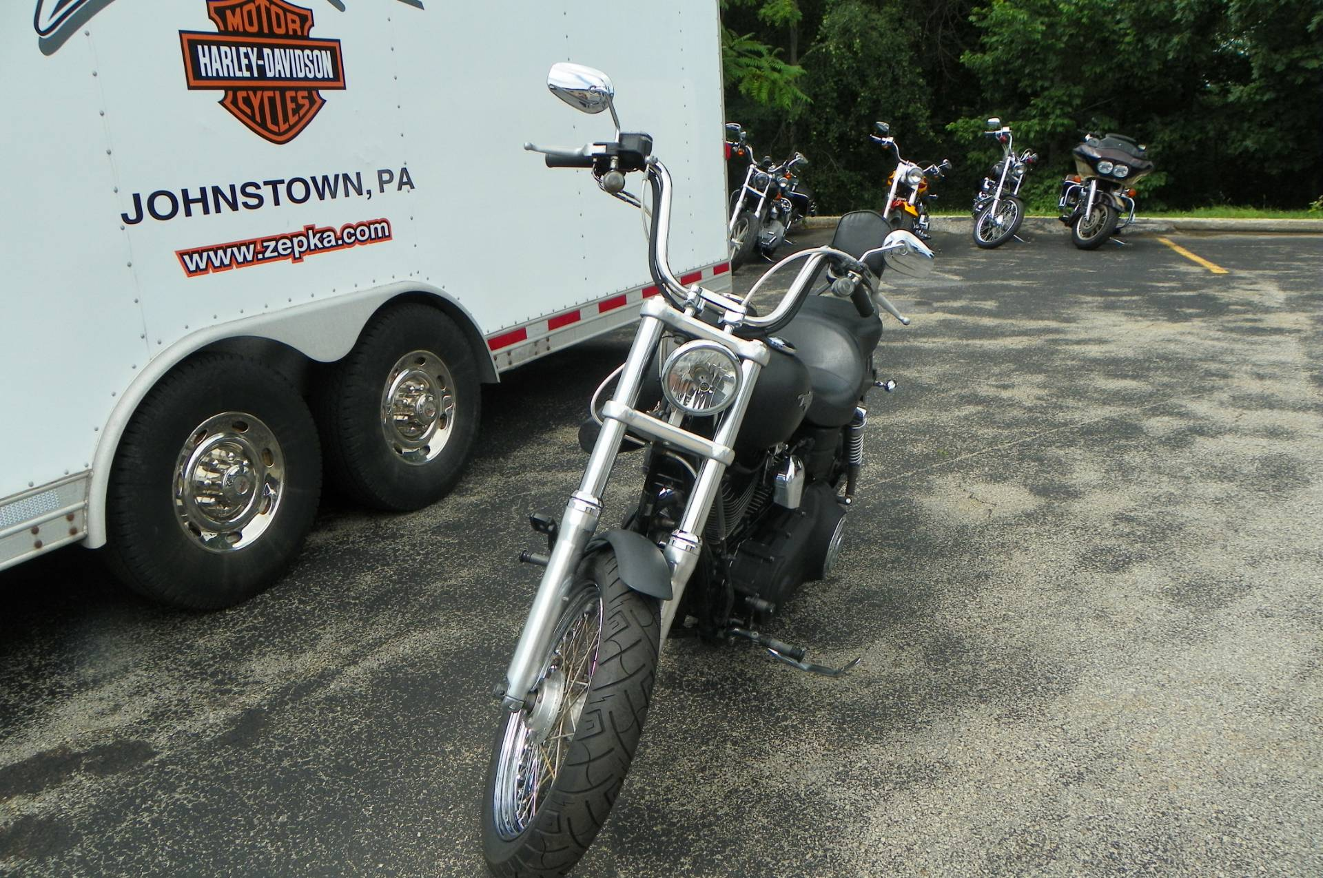 2007 Harley-Davidson Dyna® Street Bob® in Johnstown, Pennsylvania - Photo 8