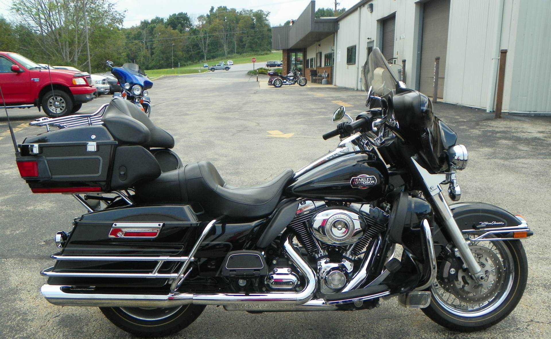 2010 Harley-Davidson Ultra Classic® Electra Glide® in Johnstown, Pennsylvania - Photo 1