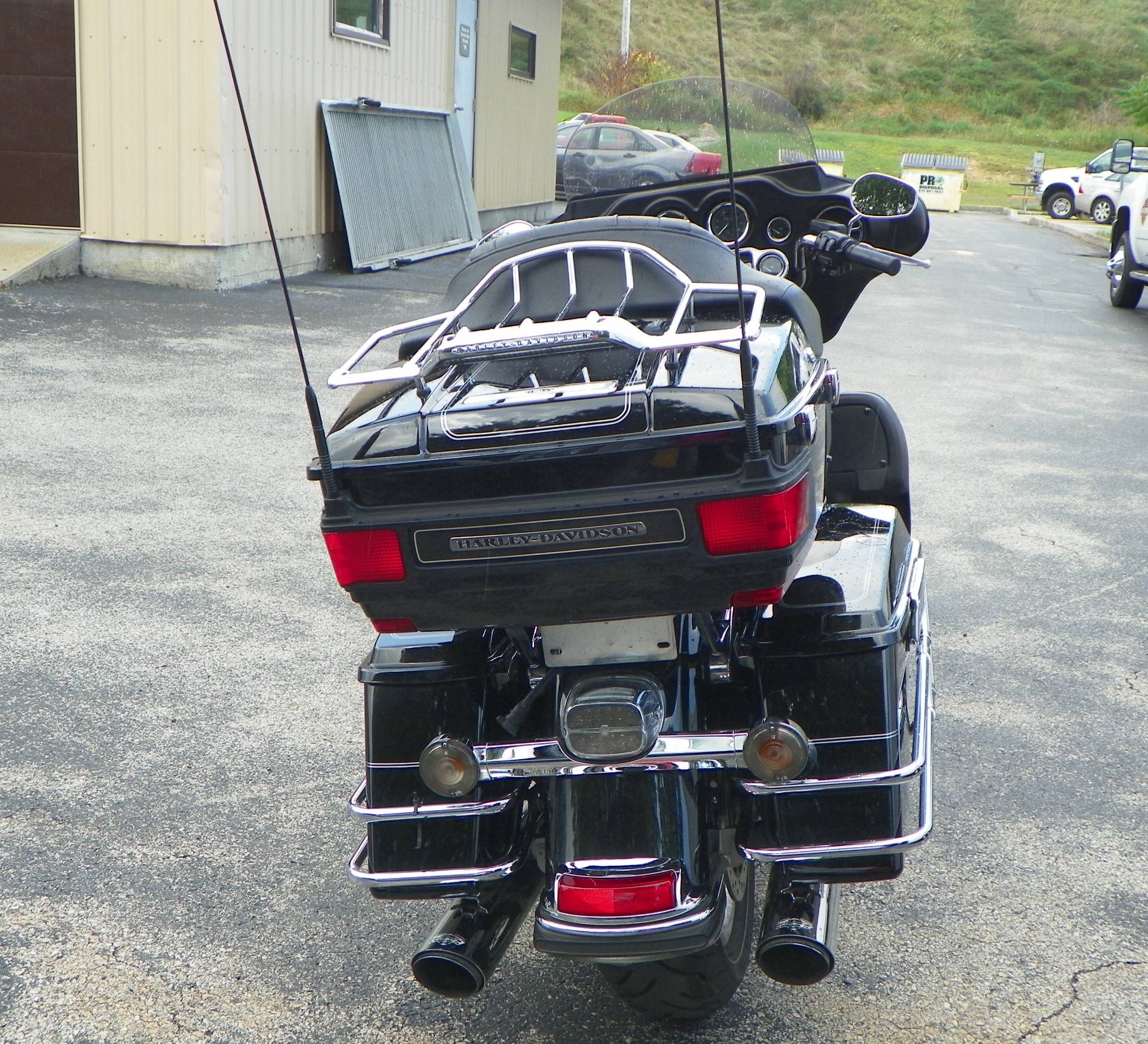 2010 Harley-Davidson Ultra Classic® Electra Glide® in Johnstown, Pennsylvania - Photo 6