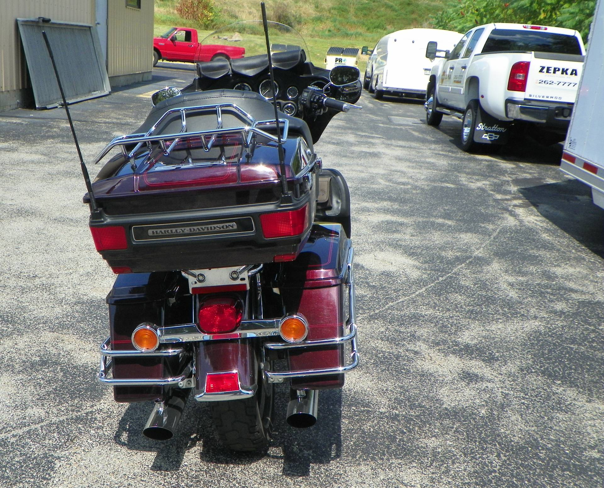 2006 Harley-Davidson Ultra Classic® Electra Glide® in Johnstown, Pennsylvania - Photo 6