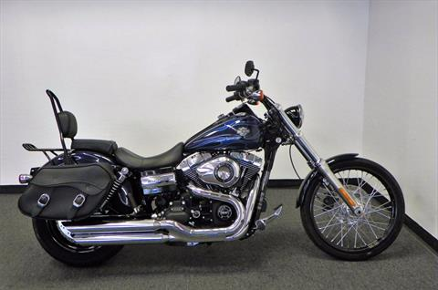 2012 Harley-Davidson Dyna® Wide Glide® in Johnstown, Pennsylvania