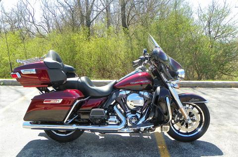 2014 Harley-Davidson Ultra Limited in Johnstown, Pennsylvania
