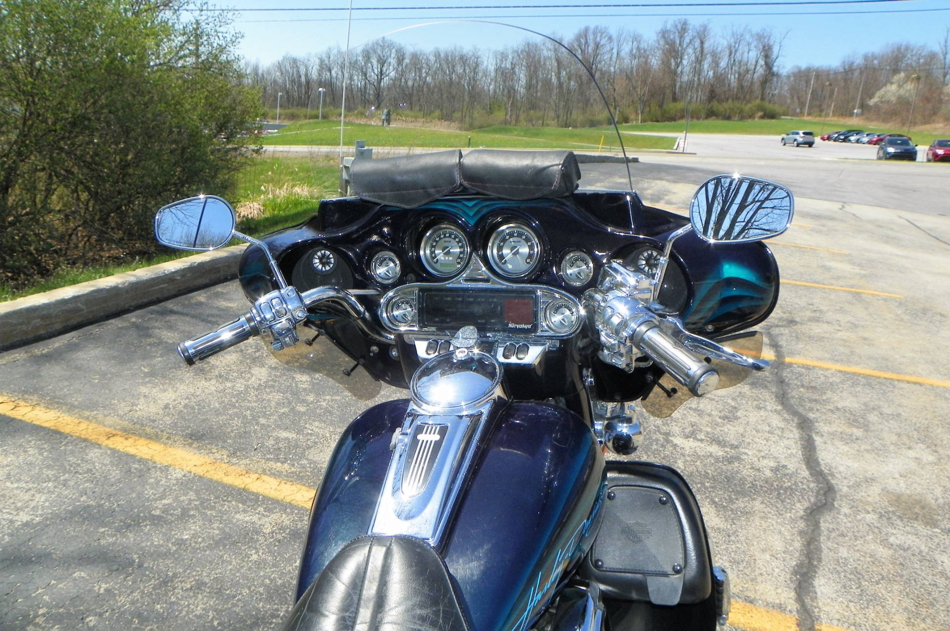 2004 Harley-Davidson FLHTCUI Ultra Classic® Electra Glide® in Johnstown, Pennsylvania