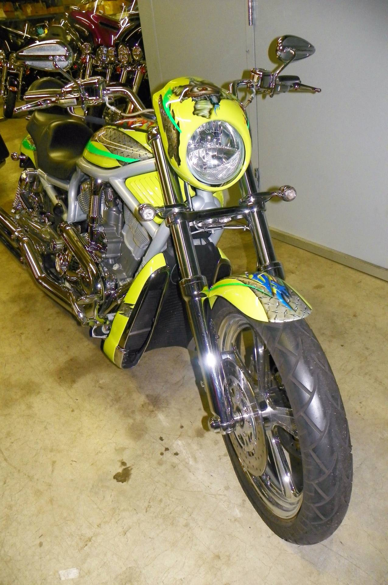 2002 Harley-Davidson VRSCA  V-Rod® in Johnstown, Pennsylvania - Photo 4